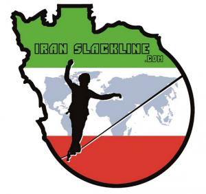 Logo Iran Slackline