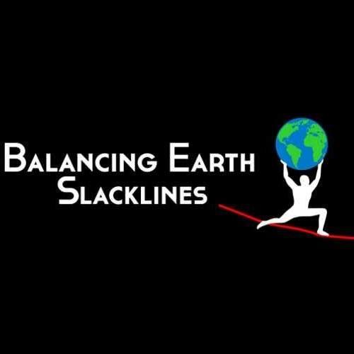 Logo Balancing Earth Slacklines