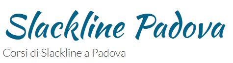 Logo slackline Padova