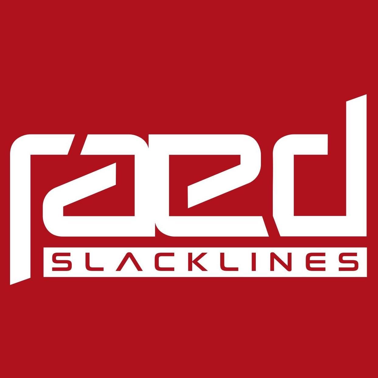 Logo raed slacklines