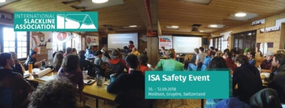 Safety Event 2018