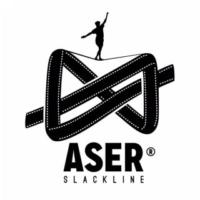 ASER Asociación de Slackline y Equilibrio Rosario Logo