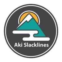 Aki Slacklines Logo