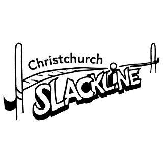 Christchurch Slackline Logo