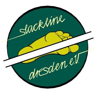 Slackline Dresden e.V. Logo