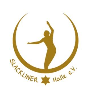 SlackLiner Halle e.V. Logo