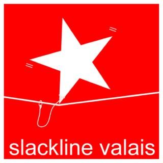 Slackline Valais Logo