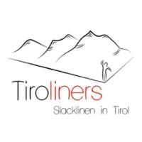 Tiroliners - Slacklinen in Tirol Logo