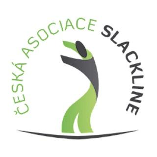 Česká Asociace Slackline Logo