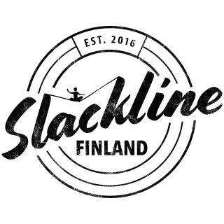 Slackline Finland Logo