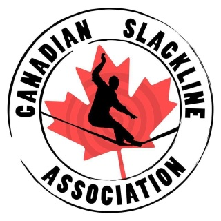 Canadian Slackline Association Logo