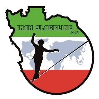 Iran Slackline Logo