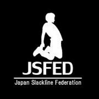 Japan Slackline Federation Logo