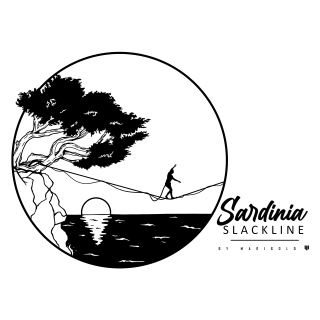 Sardinia Slackline Logo