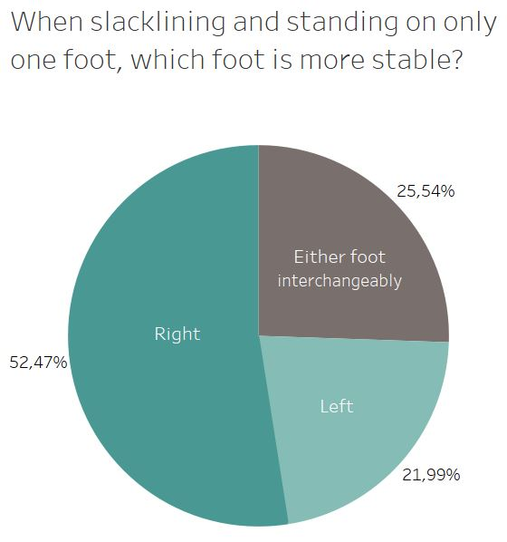 2018 Foot Stability Survey 2018